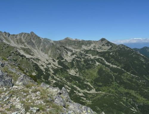 Hiking in the Pirin Mountains, Bulgaria